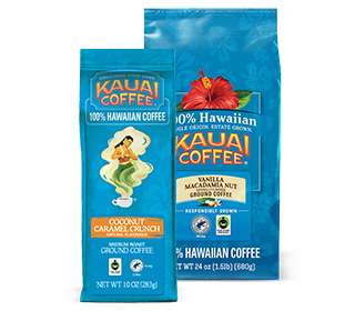 100% Kauai Coffee