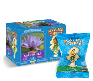 Kauai Coffee® Single-Serve